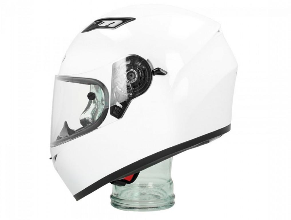 Helmet SH-600 Monocolor white XS - Motocikli / KTM / 390 / Duke 390